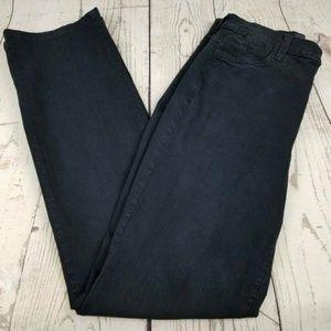 NYDJ Jeans - NYDJ Boot Cut Black Denim JEANS Size 4